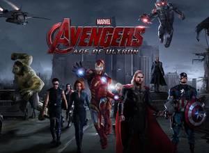 "Llegó el tráiler de ""Avengers: Age of Ultron"""