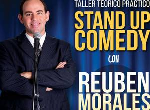 Taller de Stand-Up Comedy con Reuben Morales en Maracaibo