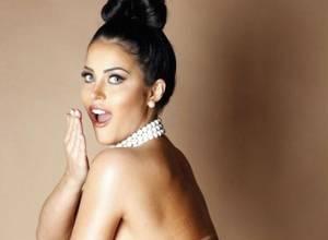 [FOTOS] Esta brasileña recreó la sesión de fotos de Kim Kardashian