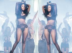 [FOTOS] Así de chévere se verá Nicki Minaj en su nuevo video