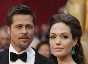 Brad y Angelina son capturados peleando en un hotel