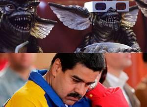 [VIDEO] Maduro confundió a los Gremlins con el Grinch