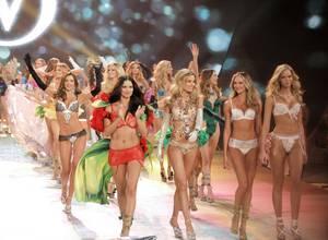 Vuelven las ángeles de Victoria's Secret
