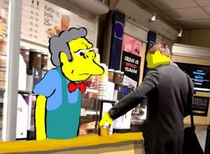 Conoce al genio que hace obras de arte utilizando Snapchat