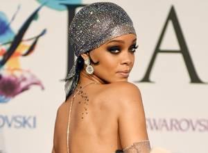 El árbol de navidad de Rihanna es mejor que el tuyo
