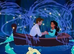 Él conviertió a su novia en una Princesa Disney como regalo para el Día de San Valentín