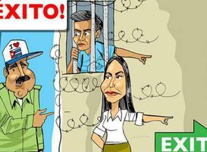 [Galería] Caricaturas por el caso de Leopoldo López