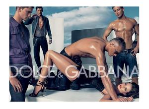Polémica por la nueva campaña de Dolce & Gabbana