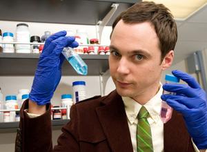 Así le enseñaron español a Sheldon en un programa de TV