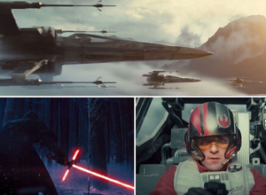 "Ya podemos ver un nuevo adelanto de ""Star Wars: The Force Awakens"""