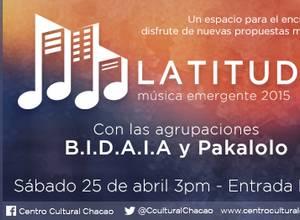 """""""LATITUD 10"""" Presenta lo mejor de la música emergente en el Centro Cultural Chacao"""