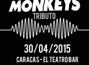Tributo a Arctic Monkeys en El Teatro Bar Caracas