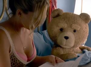 ¡Vuelve el oso Ted!