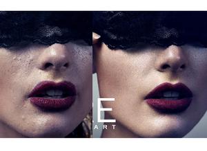 [VIDEO] Esta es la cantidad de Photoshop que se usa para una campaña de moda