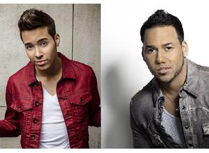 Confundieron a Prince Royce con Romeo Santos en los Billboard Music Awards 2015