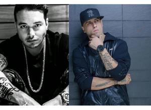 Nicky Jam y J Balvin publicaron sus teléfonos en Instagram