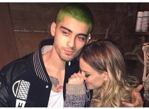 [Galería] Zayn Malik y los mejores memes de su cabello verde