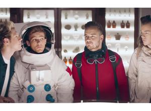 Mira el comercial de la fragancia de One Direction