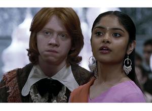 Esta actriz de Harry Potter se puso súper chévere