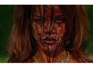 El nuevo video de Rihanna es una locura y tiene a Hannibal incluido