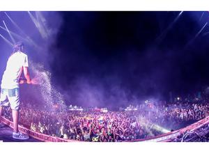 Aruba se prepara para el Electric Festival 2015