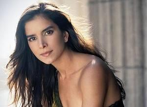 Patricia Velásquez muy sensual desde joven (FOTO)
