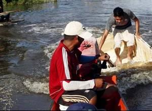 [Mientras tanto en Venezuela] La terrible inundación de Guasdualito en imágenes