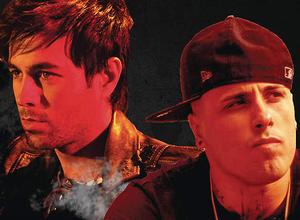 """Nicky Jam y Enrique Iglesias estrenaron """"El perdón"""" versión inglés"""
