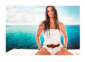 La nueva foto de Gaby Espino en la piscina tiene a los venezolanos enamorados