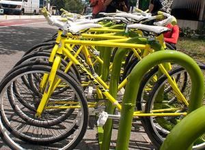 Nuevo sistema de préstamo de bicicletas en Caracas