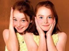 Así luce la doble de Lindsay Lohan 17 años después