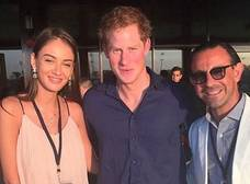 El Príncipe Harry es relacionado con narcotraficante que llevó droga desde Venezuela