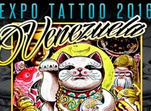 Publican fechas de la Venezuela Expo Tattoo 2016