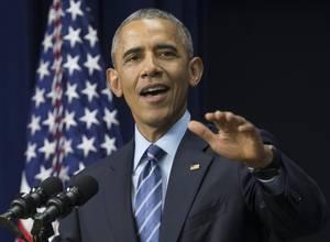 Obama cantará en el nuevo álbum de Coldplay