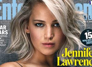Revista nombra a Jennifer Lawrence como Personalidad del Año