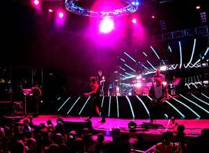 Caramelos de Cianuro nos puso a rockear en su primer concierto en Caracas [FOTOS]
