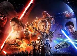 Star Wars: El Despertar de la Fuerza es la tercera película más taquillera
