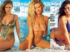 Ya revelaron las portadas de la edición 2016 de Sport Illustrated Swimsuit