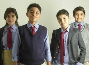 Luar es la banda venezolana conformada por niños de menores a 15 años