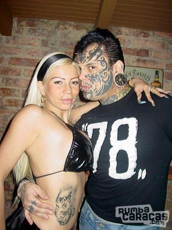 Mithos Tatto on Gente   Rumbacaracas   Endora Y Emilio De Mithos Tattoo