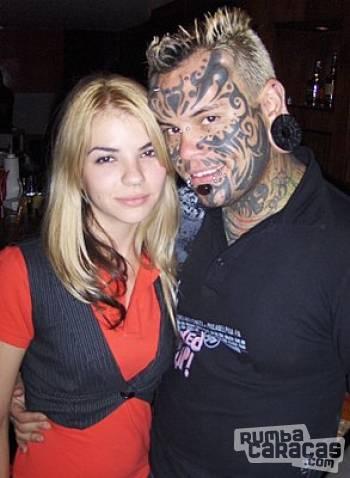 Mithos Tatto on Rumbacaracas Astrid Marrero Y Emilio De Mithos Tattoo On Pinterest