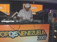 Top DJ Venezuela 2007