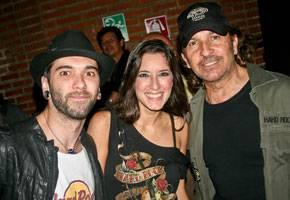 Wayuu Taya recibió el apoyo de Imagine en Hard Rock Café