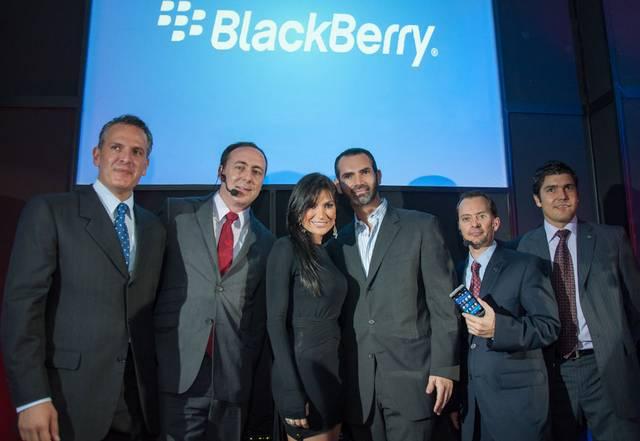 BlackBerry Lanza el Nuevo Smartphone BlackBerry Z10 en Venezuela