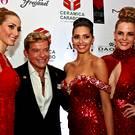 Giovanni Scutaro celebró sus 25 años de carrera en La Esmeralda