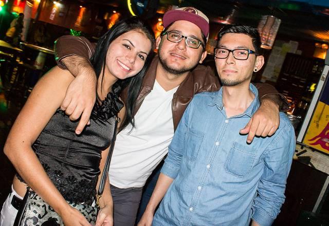 El Gran Tombo comenzó el 2014 en Discovery Bar
