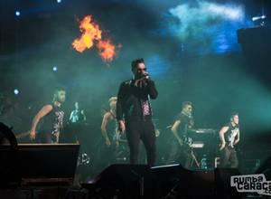 El concierto de las vacaciones con Wisin, Alexis y Fido y Los Cadillacs