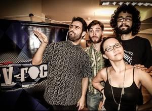 La Fundación Nuevas Bandas presentó sus nuevas sesiones V-Rock
