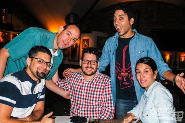 "Stand up comedy: ""Lo demás no es monte y culebra"" en Hard Rock Café"