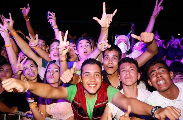 El Lifecolor 2015 hizo vibrar a Valencia